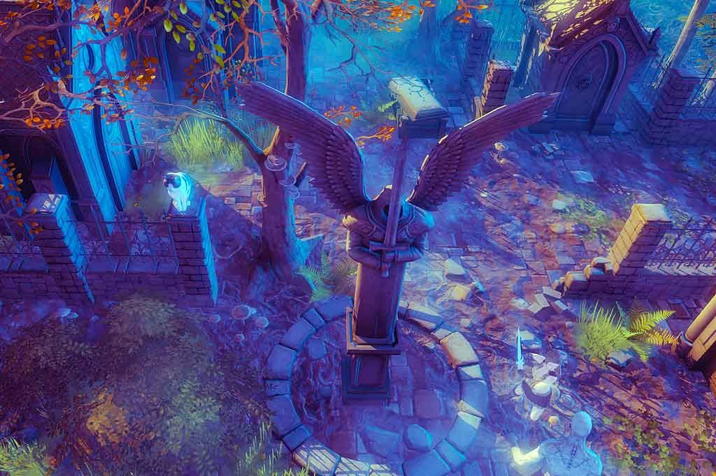 Dreamland Labs – 3D Engines und Partikelsysteme